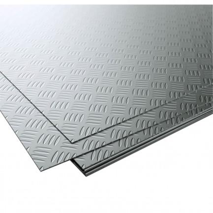 Рифлений лист сталевий 1,5 мм