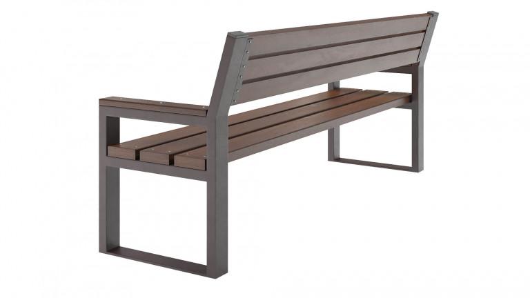 Скамейка дерев'яна Рапсодия фото_3
