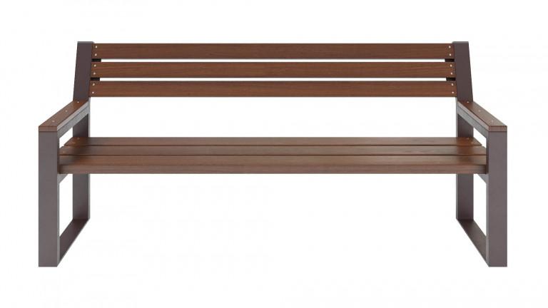 Скамейка дерев'яна Рапсодия фото_2