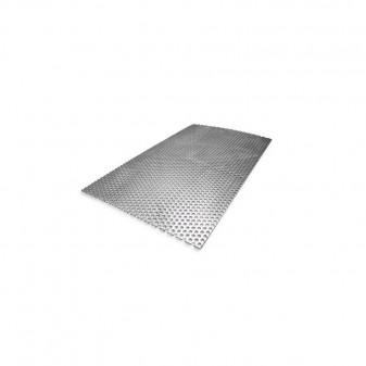 Перфорированный лист (0,55 мм, круглое)